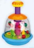 Baby mix игрушка юла