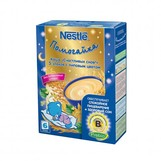 Nestle каша безмолочная 5 злаков с липовым цветом 400г