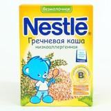 Nestle каша безмолочная гречка 1-я ступень 250г