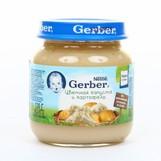 Gerber пюре цветная капуста картофель с 5мес 130г