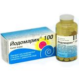 Йодомарин 100 таб №100(Калия йодид)