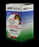 AboPharma Рыбий жир из семги капс 500 мг №120 . (Омега-3 жирные кислоты и Вит.Е)