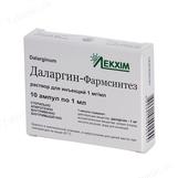 Даларгин-Фармсинтез р-р д/ин 1мг/мл 1мл №10