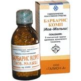 Барбарис Комп(Иов-малыш)гран гомеопат 20г