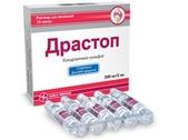 Драстоп р-р д/ин 200 мг/2мл №10 Хондроитин